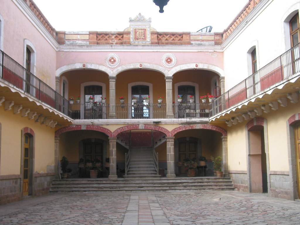 Haciendas Y Turismo En México
