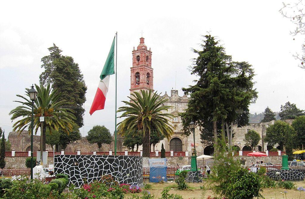 Paseo Turístico En Tlalmanalco, Estado De México