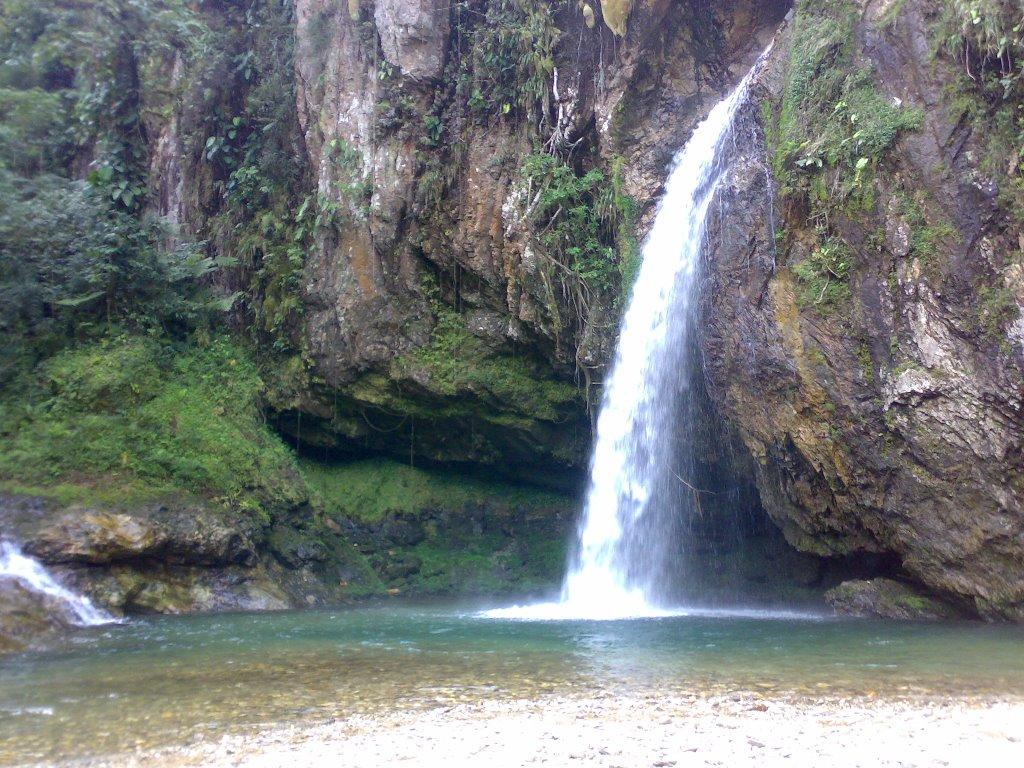 Visita Las Cascadas De San Andrés Tzicuilan, Puebla