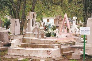 cementerios famosos en México