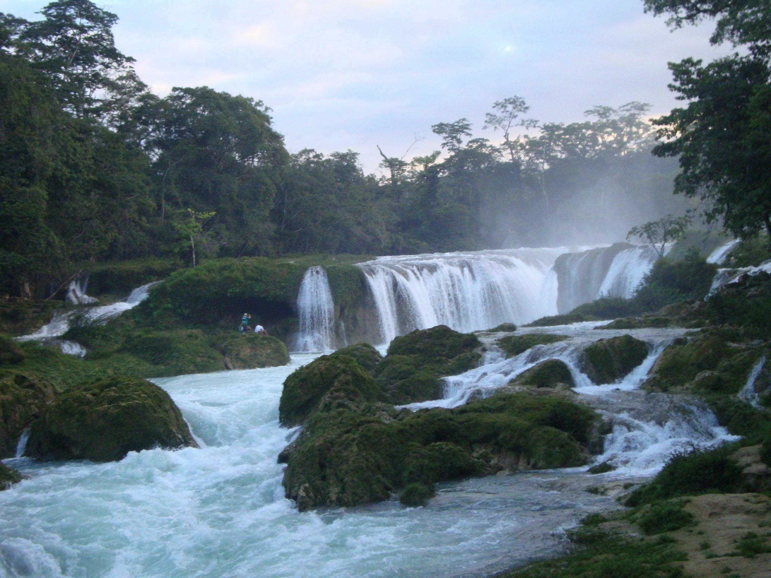 Aventuras Ecoturísticas En El Estado De Chiapas