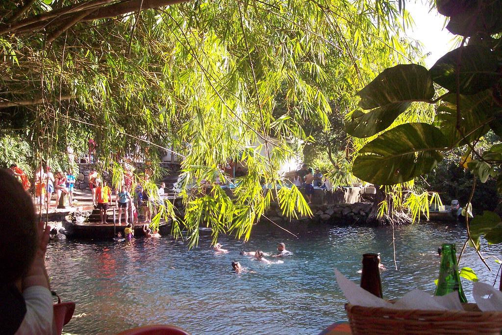Balnearios De México Y Turismo De Naturaleza