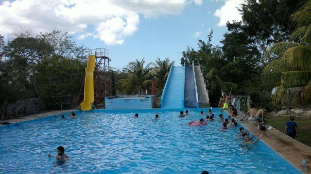 Balnearios En Yucatán Para La Diversión Y El Descanso