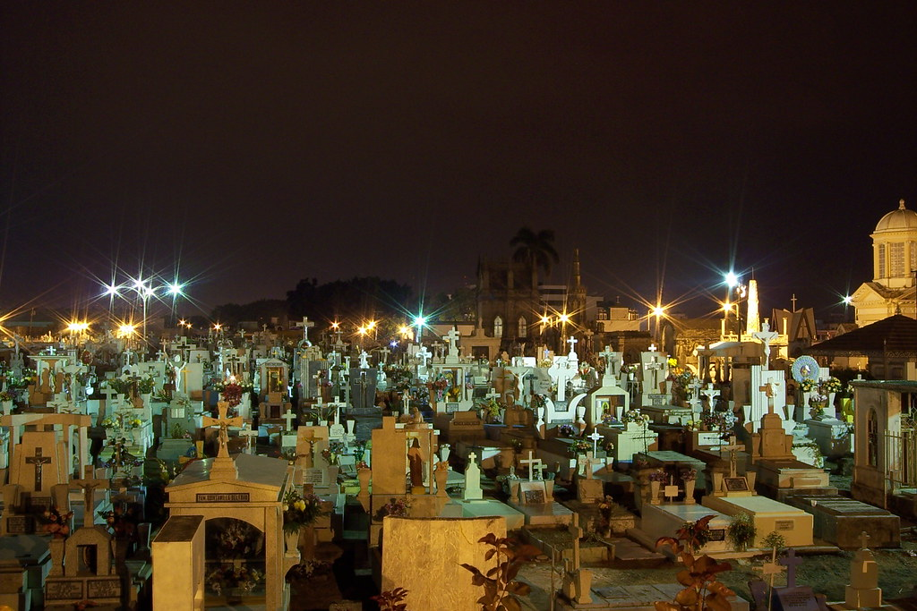 Cementerios Famosos Para Visitar En México