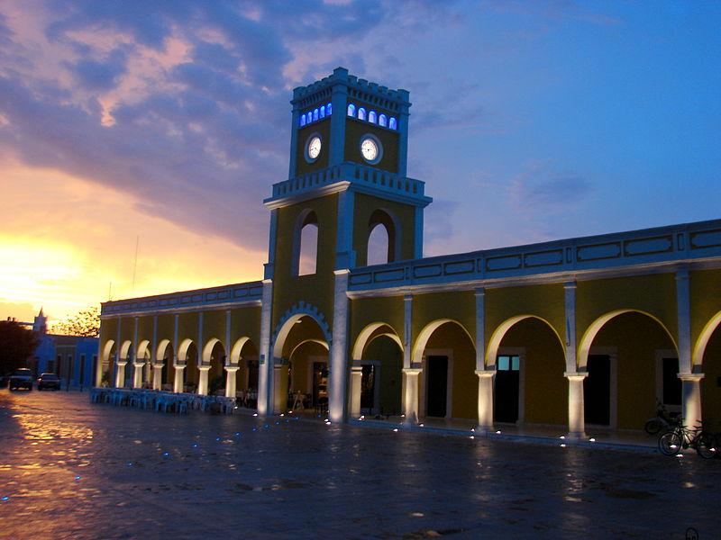 Conoce La Bella Ciudad De San Francisco De Campeche