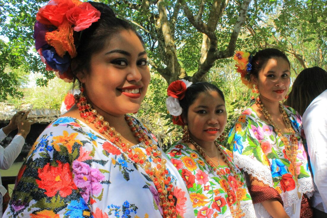 Conoce Las Comunidades Mayas Actuales