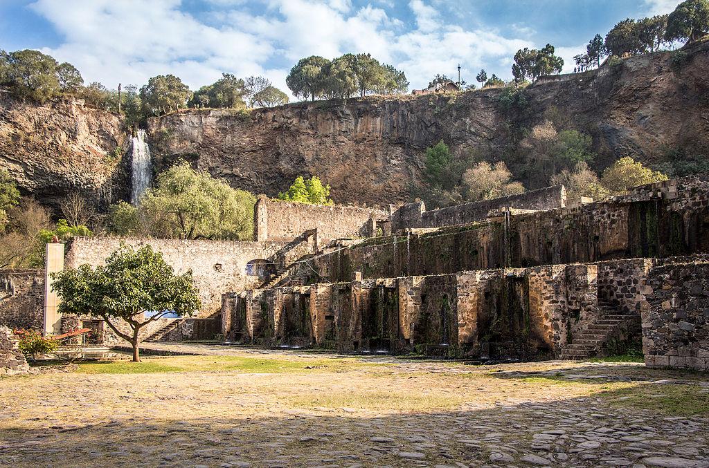 Cuáles Son Las Haciendas De Beneficio En Mexico