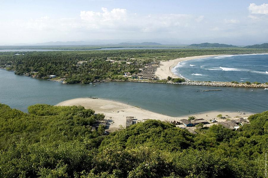 Lagunas De Chacahua, Maravilla Natural De Oaxaca