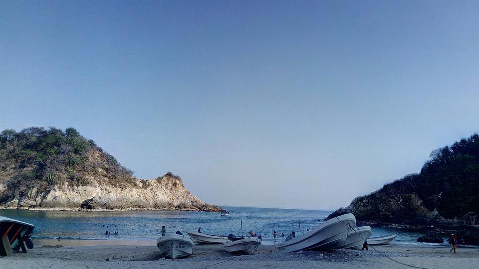 Playas De Mexico, Bonitas, Tranquilas Y Economicas