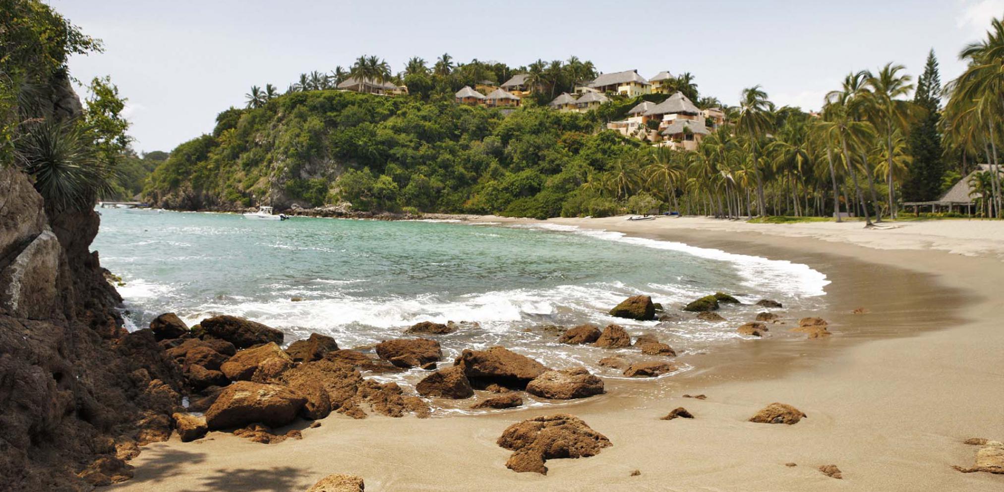 Que Playas Tiene La Costalegre De Jalisco
