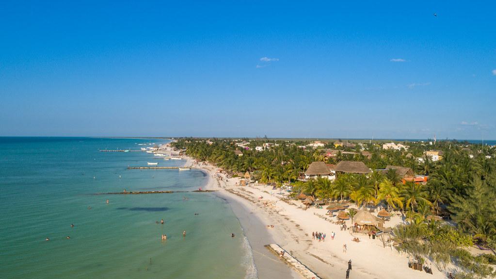 Turismo Y Romance En Isla Holbox