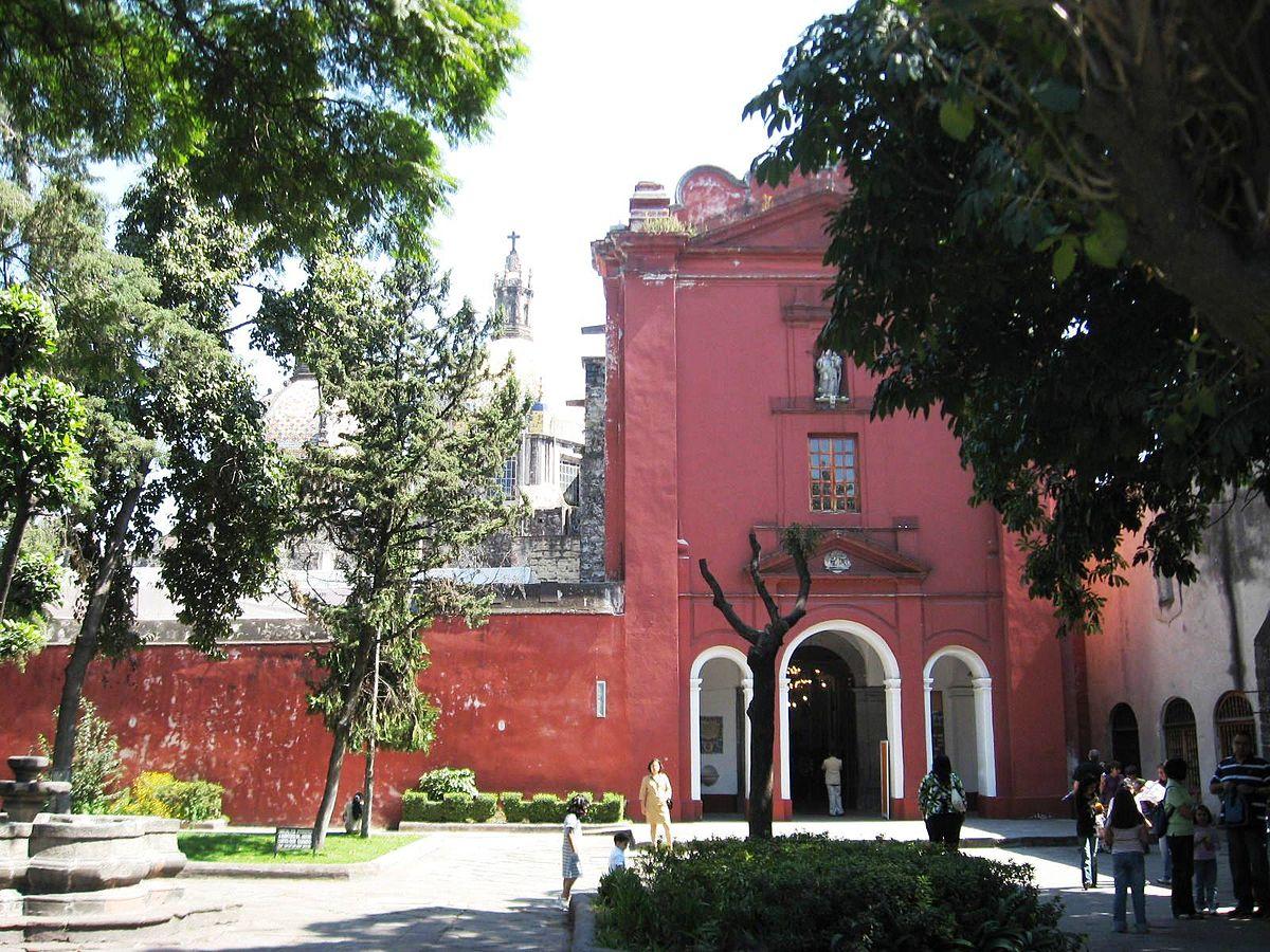 Visita El Barrio Mágico De San Angel En La CDMX
