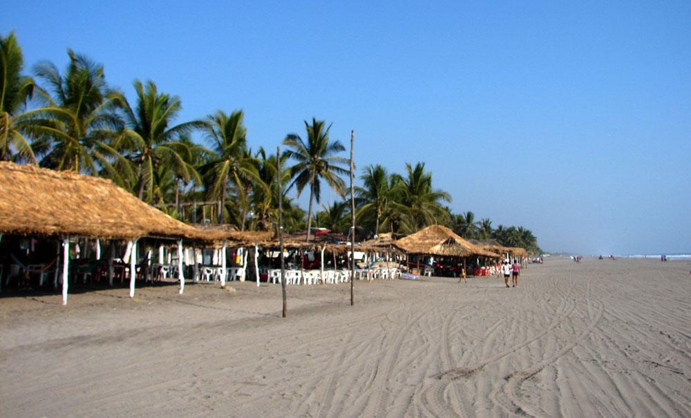 Visita Puerto Arista En Las Costas De Chiapas