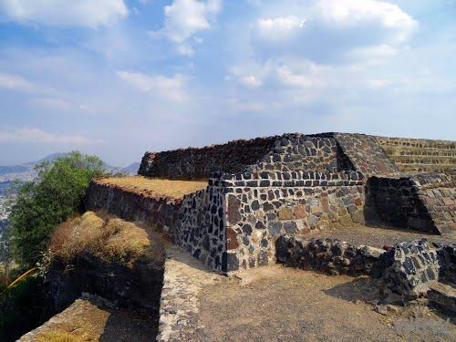Cerro De La Estrella, Zona Arqueológica De La CDMX