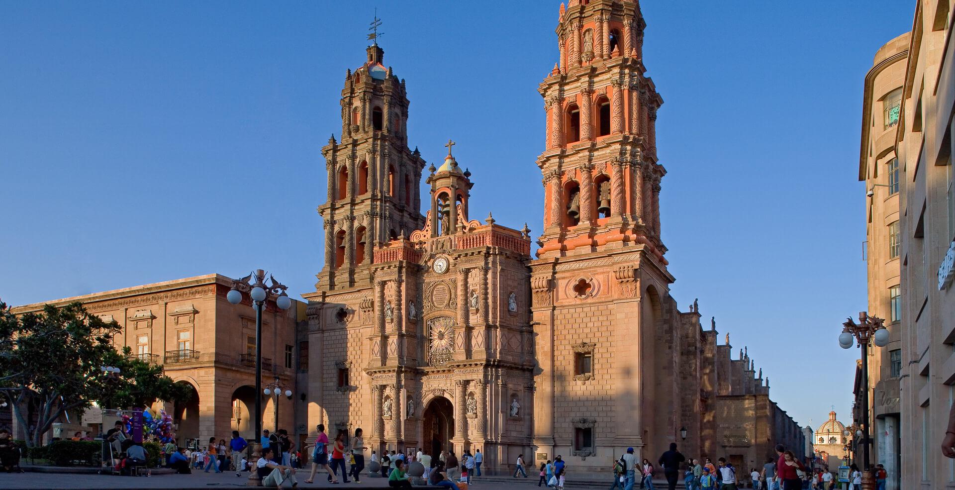 ¿Cómo Es El Centro Histórico De San Luis Potosí?