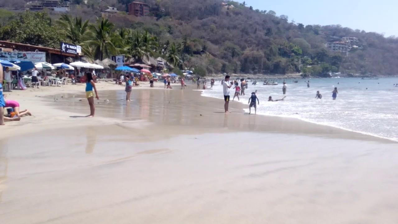 Qué Playas Mexicanas Visitar En Primavera