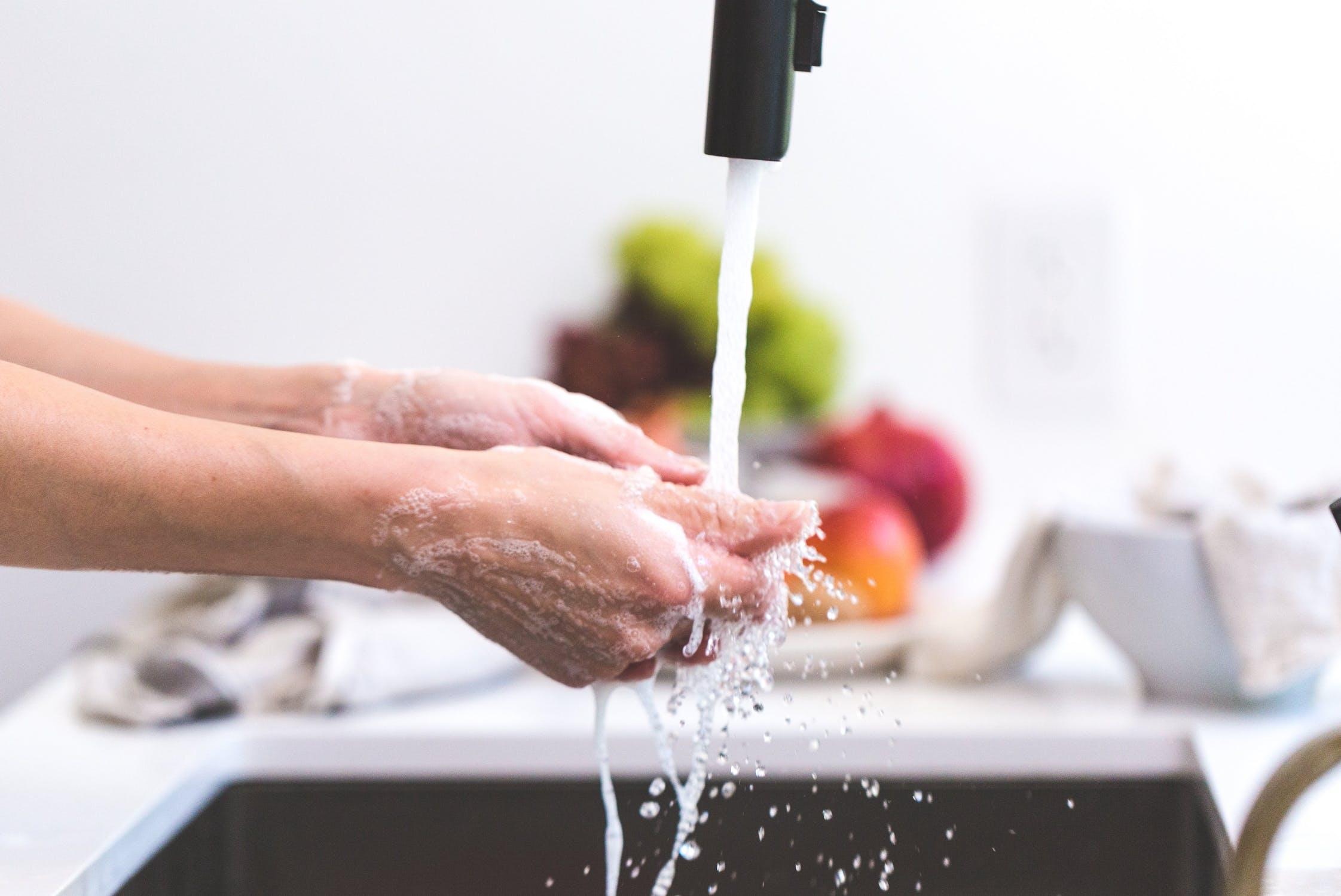 Recomendaciones De Higiene En La Cocina Durante La Pandemia Del Covid 19