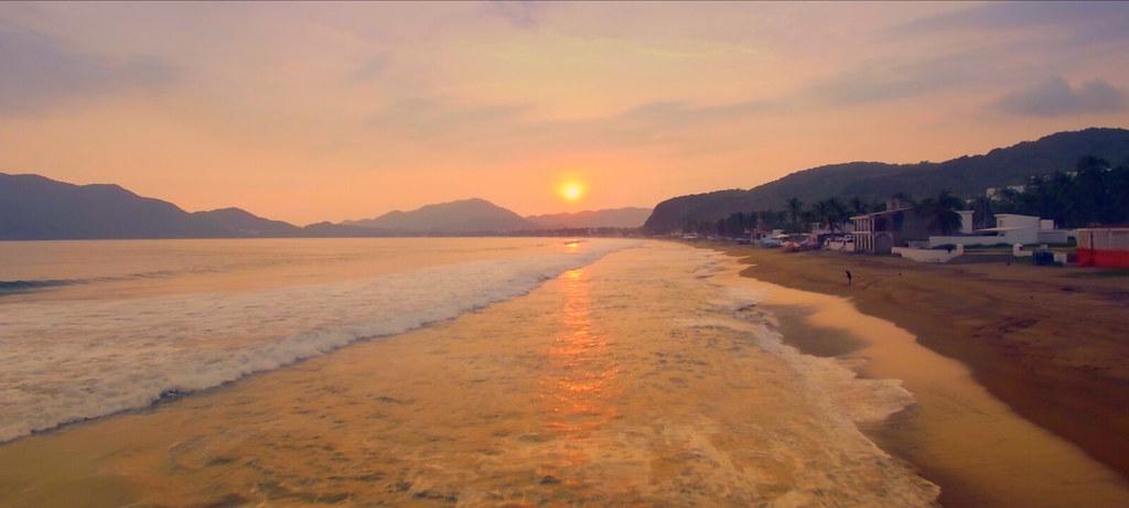 Vacaciones De Playa En El Pacífico Mexicano
