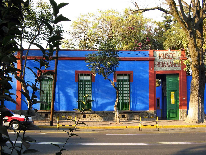 Visita El Parque Frida Kahlo En Coyoacán, CDMX