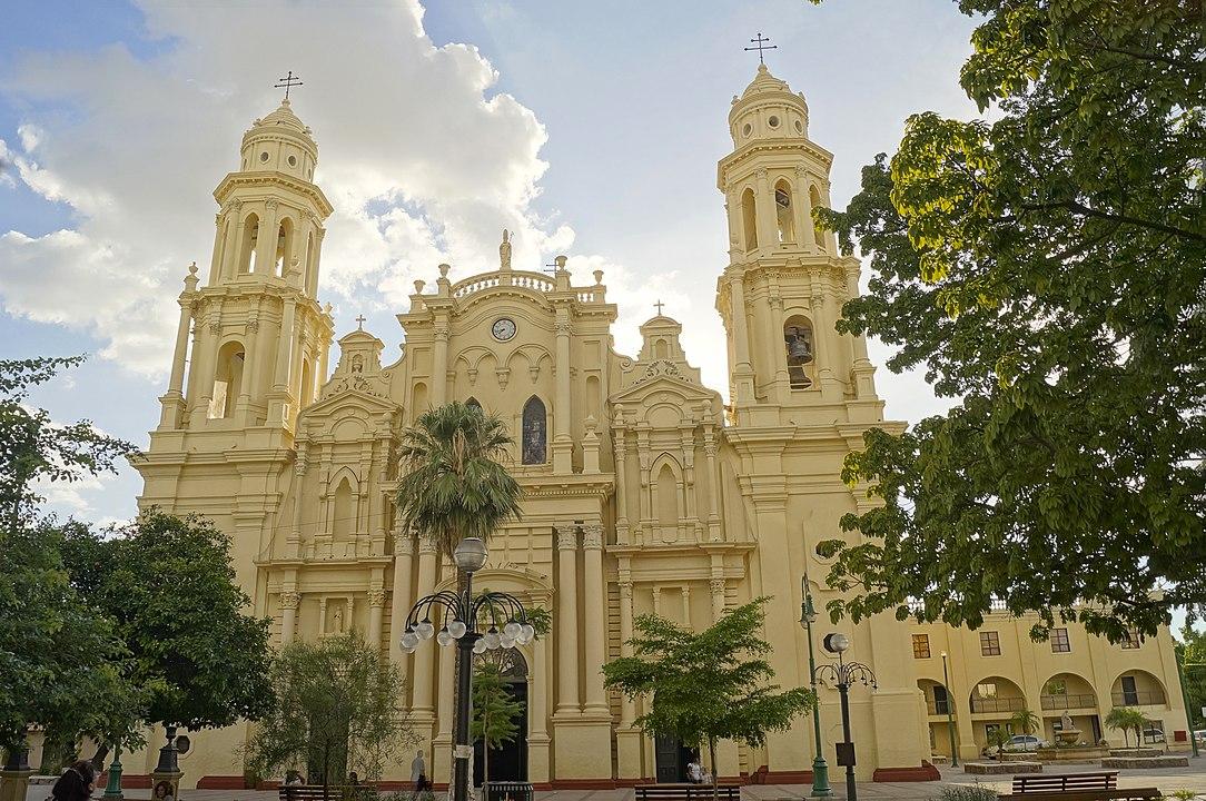 Visita La Catedral De Hermosillo En El Estado De Sonora