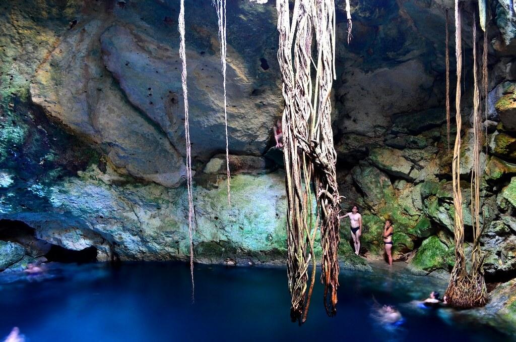 Visita Los Cenotes De Cuzamá En Yucatán