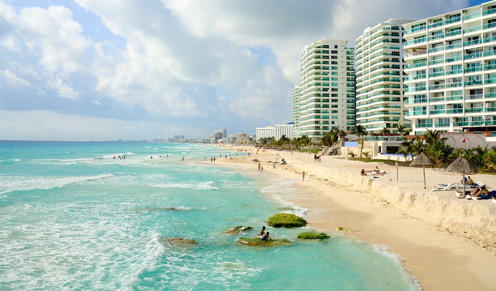 Cancún: Continúan Construyendo Hoteles Aun En La Cuarentena