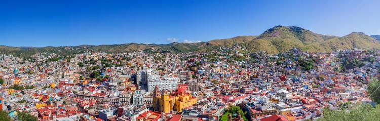Guanajuato, El Corazón De México