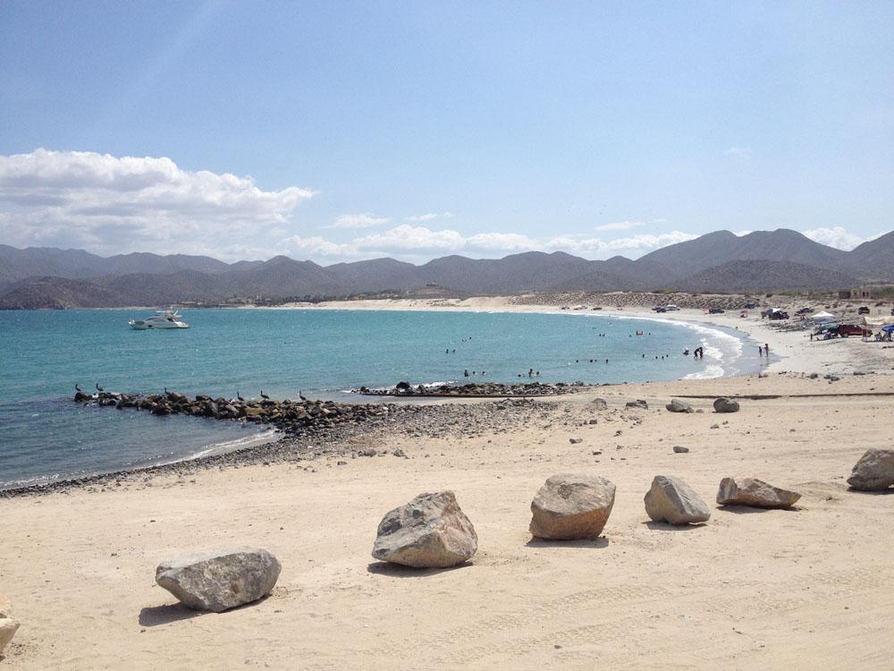 Bahía De Los Muertos, Baja California Sur, México