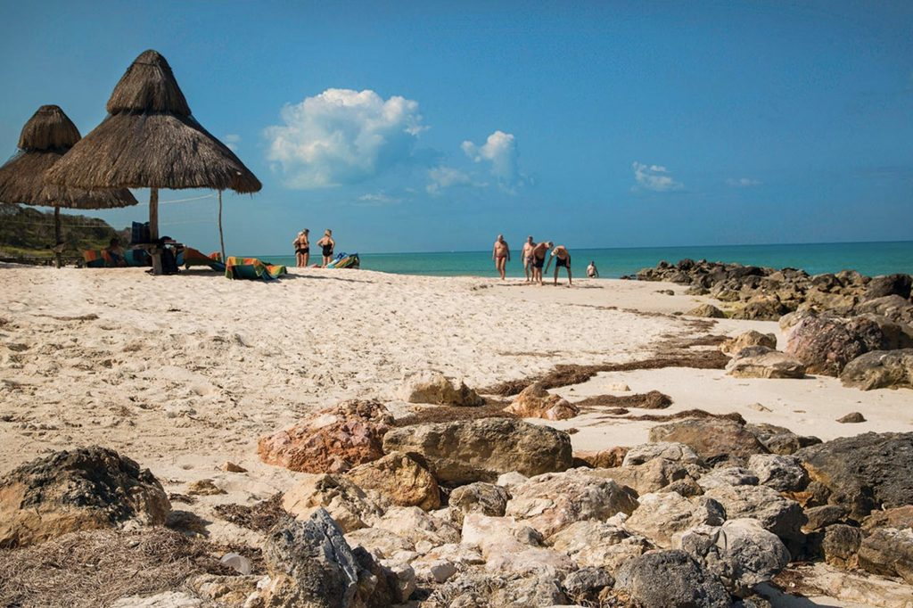 Playas de Campeche