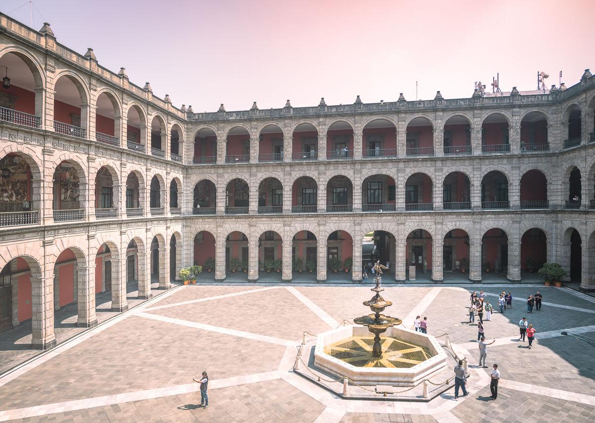 Opciones De Goce Turístico En La Ciudad De México