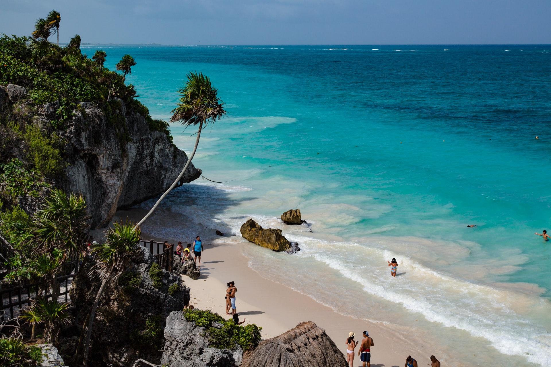 Las Mejores Playas Mexicanas Del 2020 Para Visitar En 2021