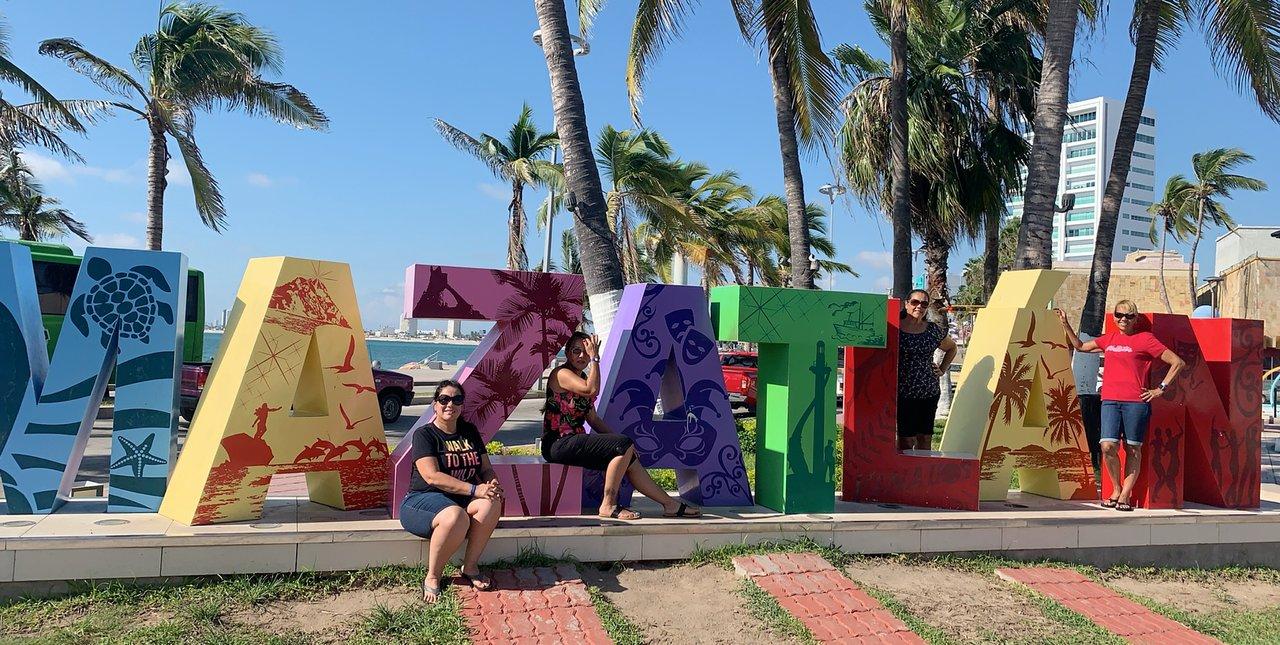 El Malecón De Mazatlán