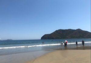 Bahías de Manzanillo y Santiago